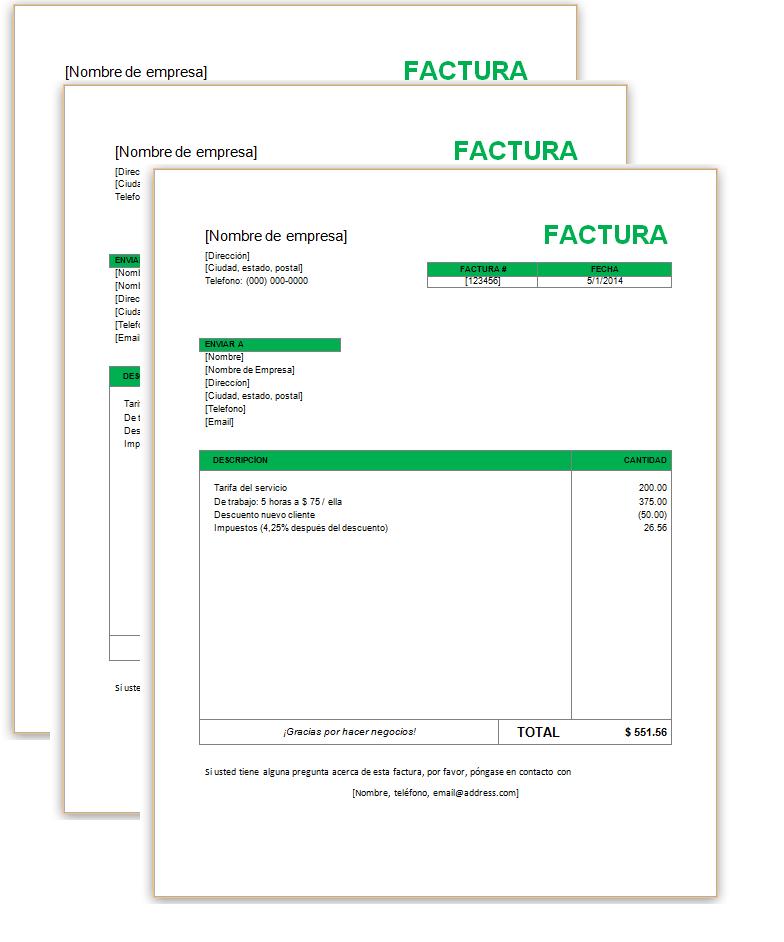 factura-simple
