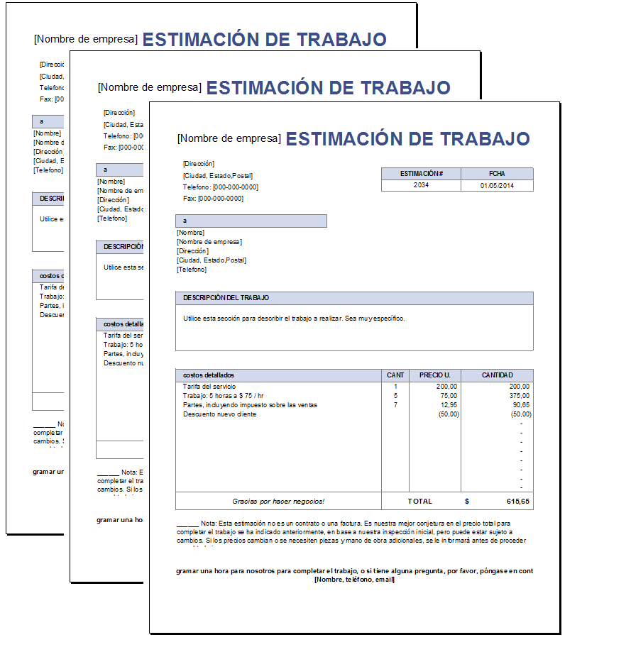 Ejemplo Presupuesto Reforma Vivienda Affordable Reformas  ~ Ejemplo Presupuesto Reforma Vivienda
