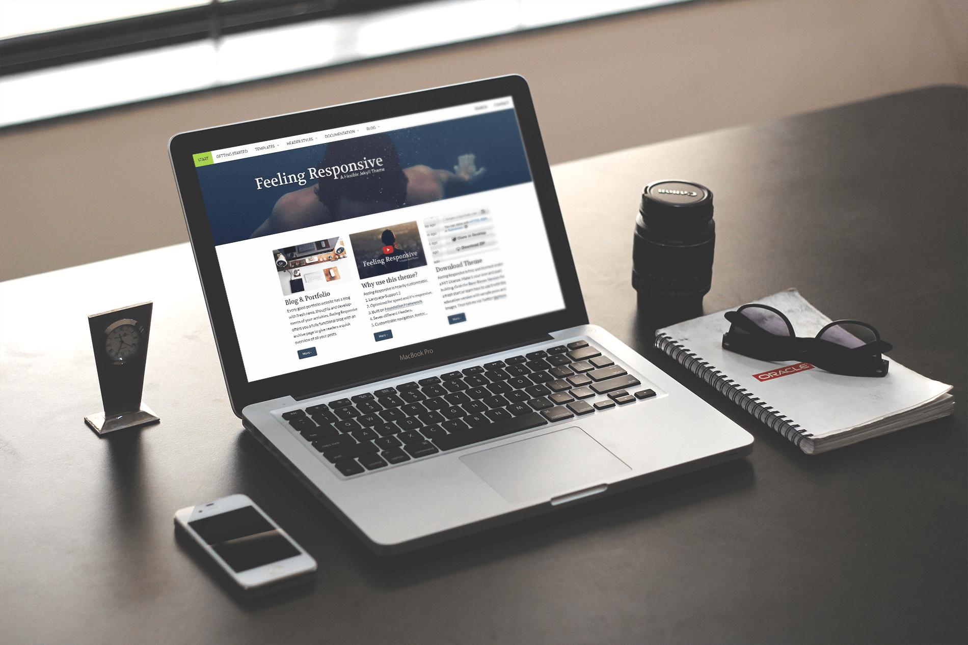 Las 15 mejores temas y plantillas para construir un sitio web ...