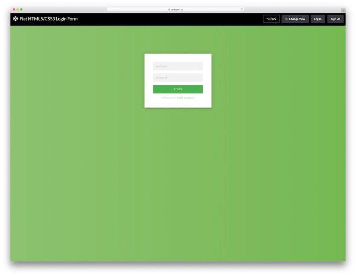 creative-html5-and-css3-login-form