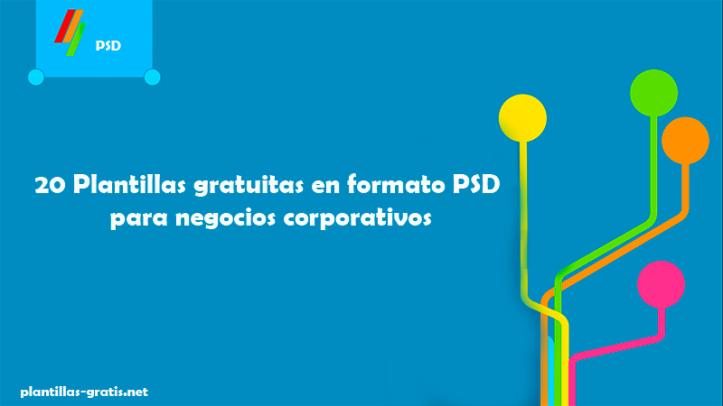 20 Plantillas gratuitas en formato PSD para negocios corporativos.png