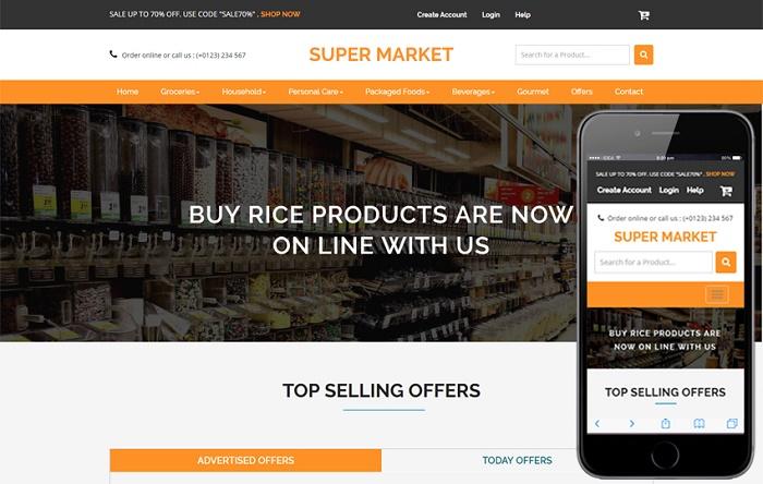 Super-Market-